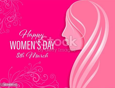 women's day pink