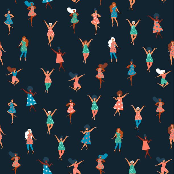 women's day - international womens day stock illustrations, clip art, cartoons, & icons