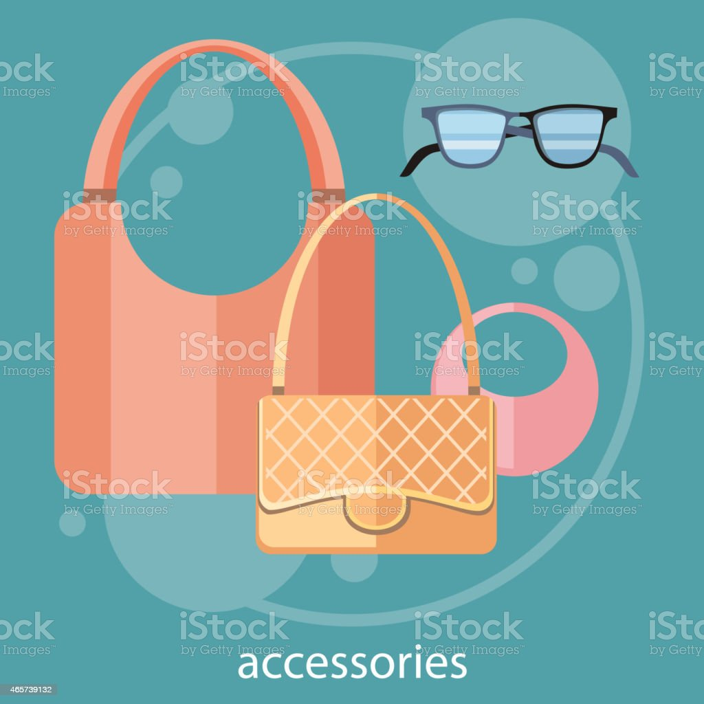 026e799e Womens Fashion Accessories Stock Vector Art & More Images of 2015 ...