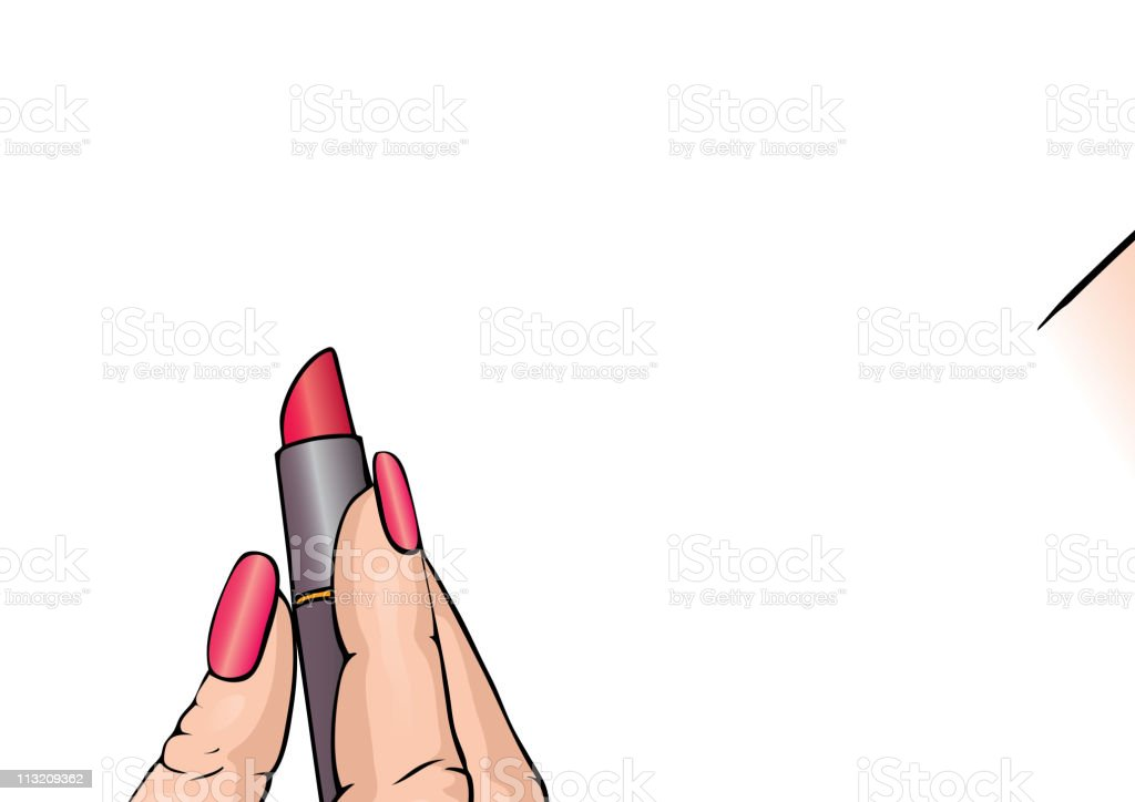 Womens Hands Stock Vector Art & More Images of Anatomy 113209362 ...