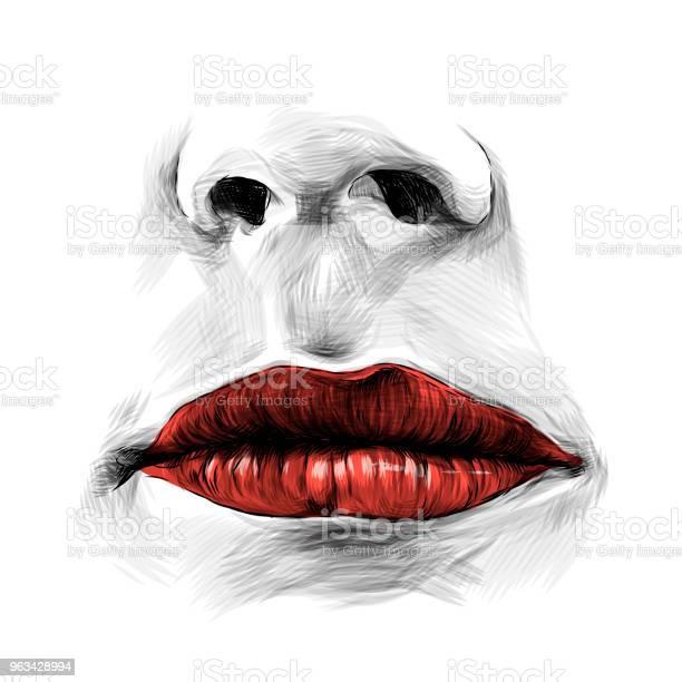 Usta Kobiet - Stockowe grafiki wektorowe i więcej obrazów Elegancja