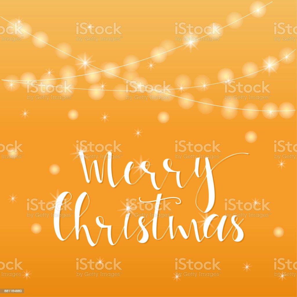 Wonderful and unique festive golden luminous background with wonderful and unique festive golden luminous background with christmas wishes for holiday greeting cards hand m4hsunfo