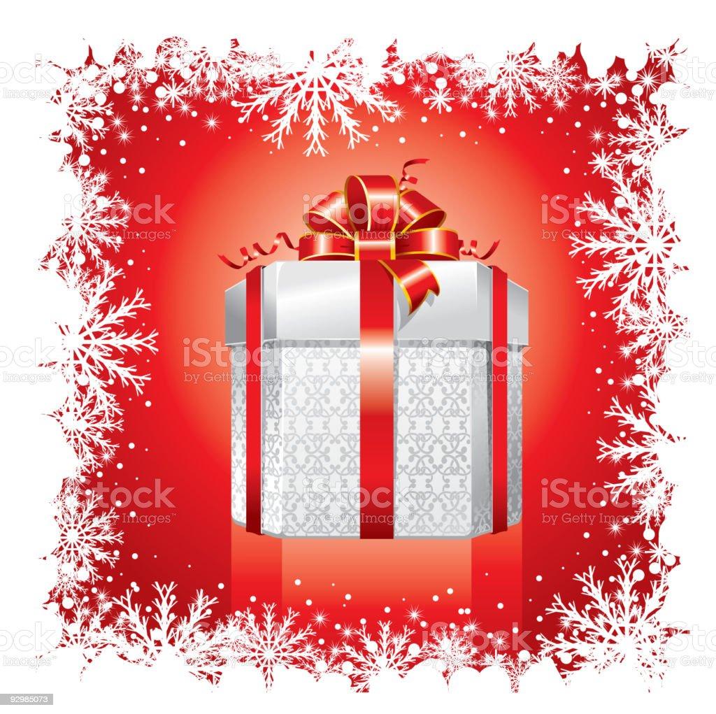 wonderful Christmas illustration royalty-free stock vector art