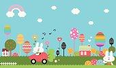 Wonderful Easter Bunny World