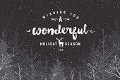 istock Wonderful holiday season 491648134
