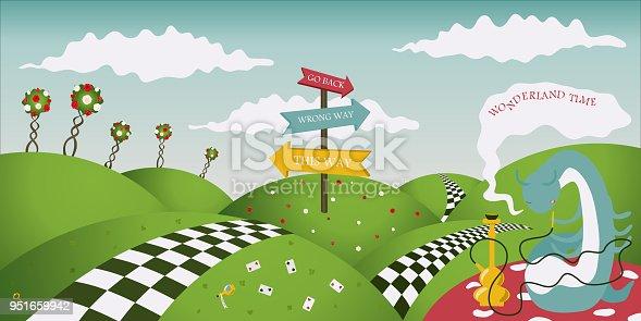 istock wonderland background 951659942