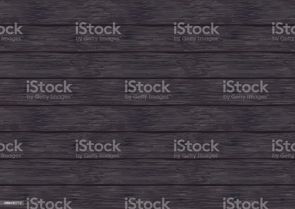 Wood background. vector art illustration