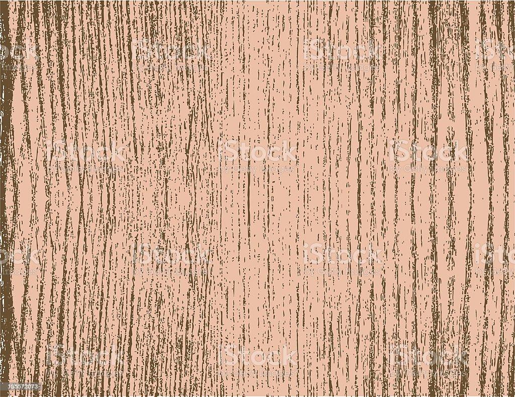 Wood Grain Texture 2 royalty-free stock vector art