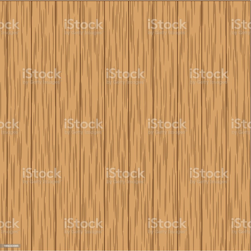Wood Panel Pattern royalty-free stock vector art