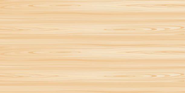 wzór panelu drewnianego z pięknym streszczeniem - drewno tworzywo stock illustrations