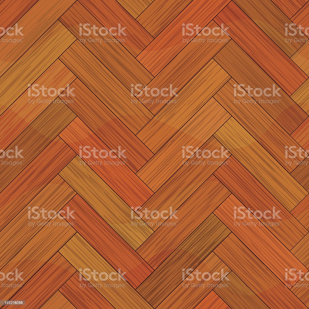 wood parquet floor seamless royalty-free stock vector art