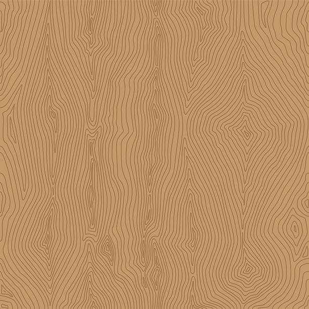 wood pattern seamless - wood texture stock illustrations