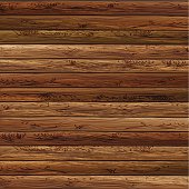 Brown wood plank textured background for your design