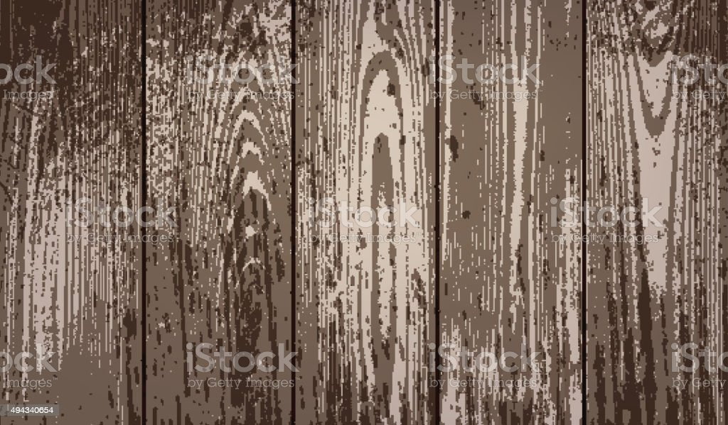 Wood Texture Background Stock Vector Art & More Images of ...