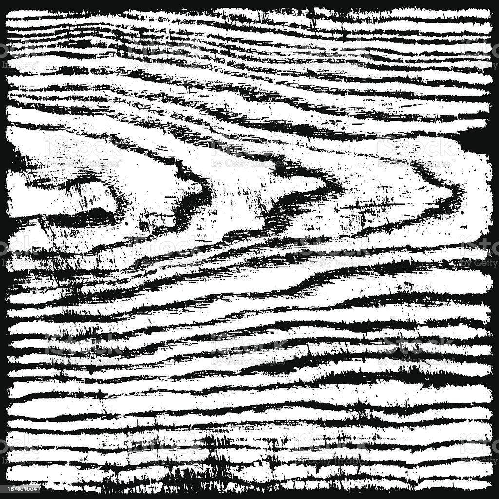 Wood Texture Black White Background Natural Pattern Swatch ...
