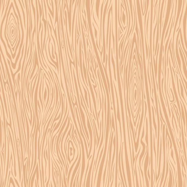 ilustrações, clipart, desenhos animados e ícones de textura de madeira sem costura - textura de madeira