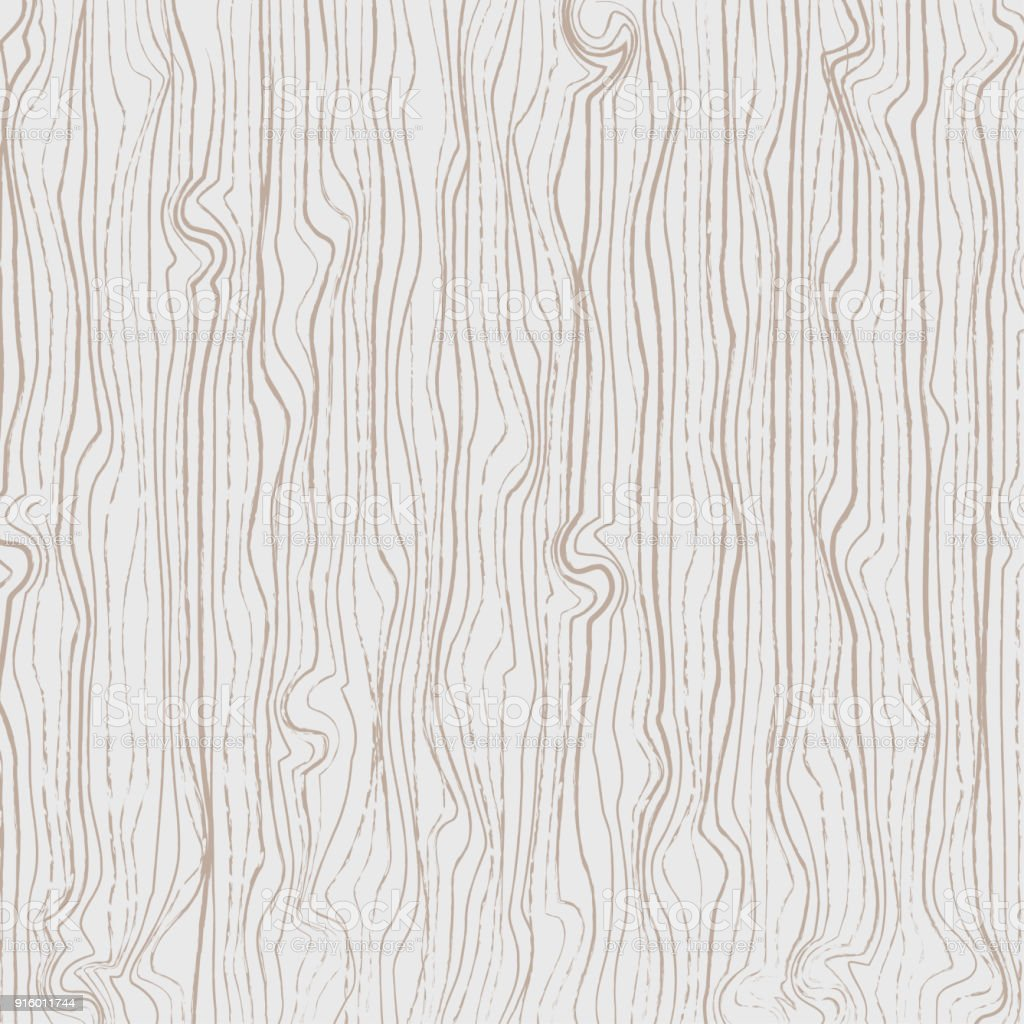 Wood Texture Vector Background Stock Illustration - Download Image Now
