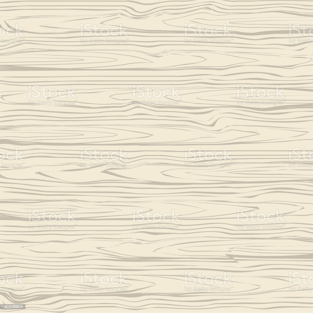 Wood texture, vector. Wood background vector art illustration