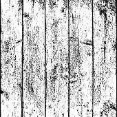 Realistic texture wood planks with natural structure. Empty simple background in one color. Quick and easy recolorable graphic element in technique vector illustration