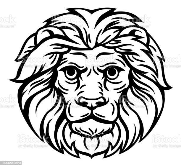 Woodcut lion head concept vector id1006549320?b=1&k=6&m=1006549320&s=612x612&h=l81lcyfqtbwt4q7dxwe1qpgosnjnqus6px8kbqwdjc8=