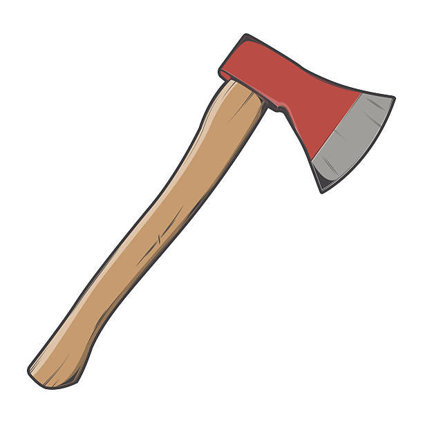 Royalty Free Axe Clip Art, Vector Images & Illustrations ...