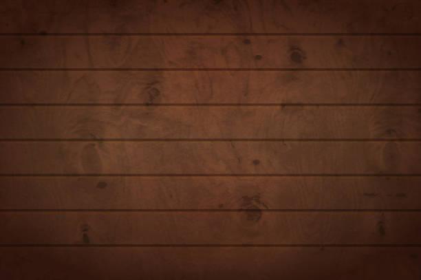 illustrazioni stock, clip art, cartoni animati e icone di tendenza di wooden background. vector texture of brown table. - wood