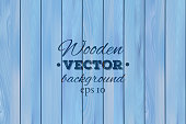 Illustration of wooden background. Wood texture, EPS 10 vector.