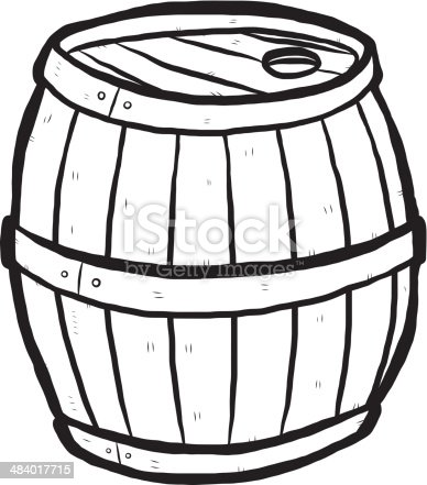 coloring pages of barrels - photo#17