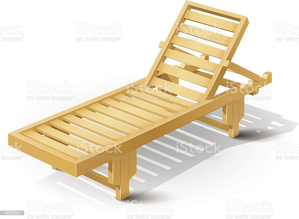 wooden beach bed royalty-free wooden beach bed stock vector art & more images of beach