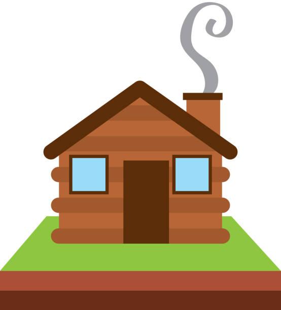 Grass hut stock vector. Illustration of farmer, straw - 103806585