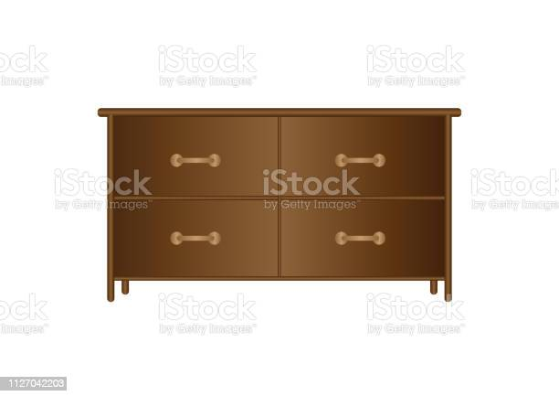 Wooden cabinet can be used for interior vector illustration vector id1127042203?b=1&k=6&m=1127042203&s=612x612&h=2hta3cqm 3m3zqibdmp8ongibs5g1a1tukyb pzurfe=