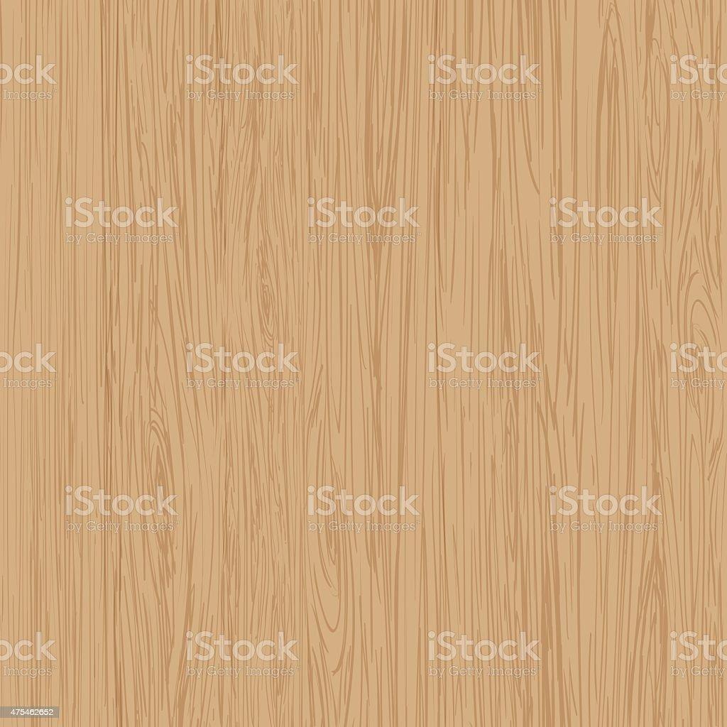 Wooden design. vector art illustration