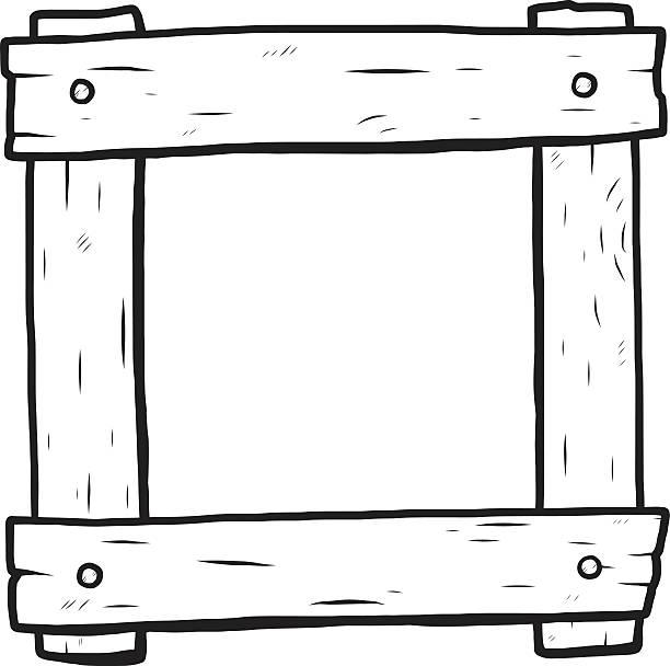 hölzerne flamme - nagelplatte stock-grafiken, -clipart, -cartoons und -symbole