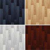 Timber floor patterns in 4 different colors. Will tile horizontally.