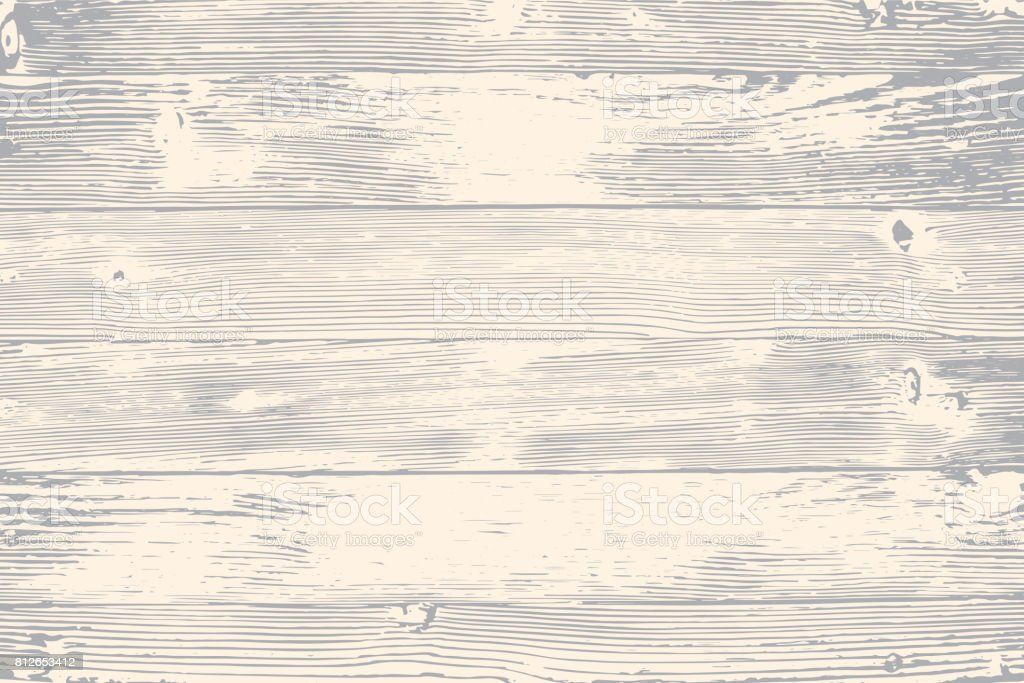 Wooden planks overlay texture for your design. Shabby chic background. Easy to edit vector wood texture backdrop vector art illustration