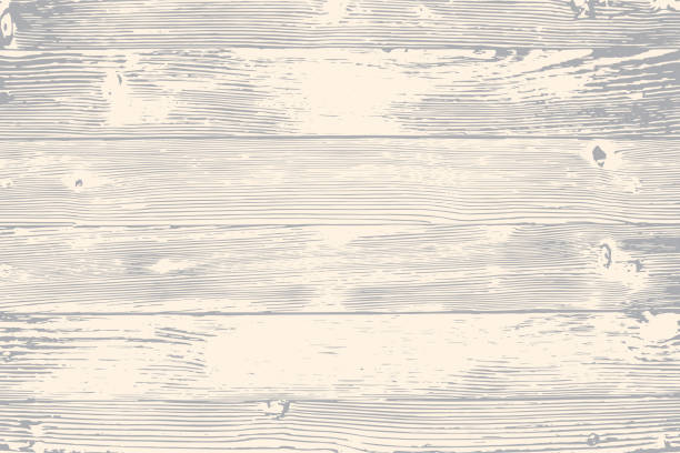 wooden planks overlay texture for your design. shabby chic background. easy to edit vector wood texture backdrop - wood texture stock illustrations