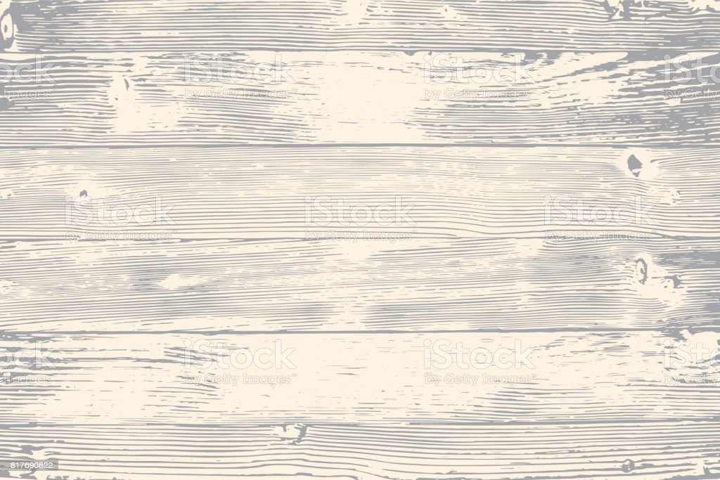 Wooden Planks Overlay Texture For Your Design Shabby Chic Background Easy To Edit Vector