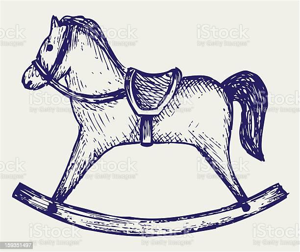 Wooden rocking horse vector id159351497?b=1&k=6&m=159351497&s=612x612&h=fwgutwctneh5mteqlvxexamd7rb nyftryf3zrkw4iq=