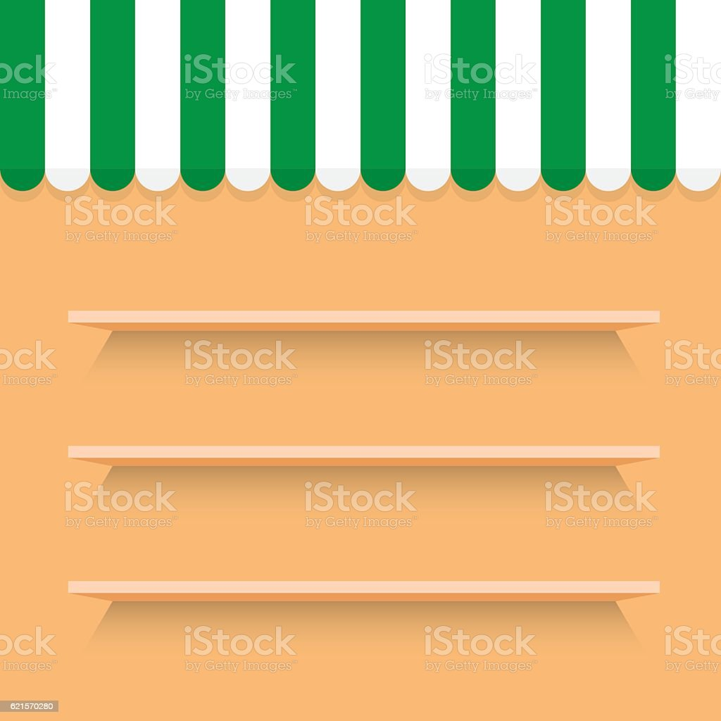 wooden shelves background wooden shelves background – cliparts vectoriels et plus d'images de carré - composition libre de droits