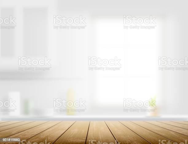 Wooden table on a kitchen background vector id931815660?b=1&k=6&m=931815660&s=612x612&h=v27owznl01qcvcizc9fr3w01xx4d1zjgzpispjym7w4=