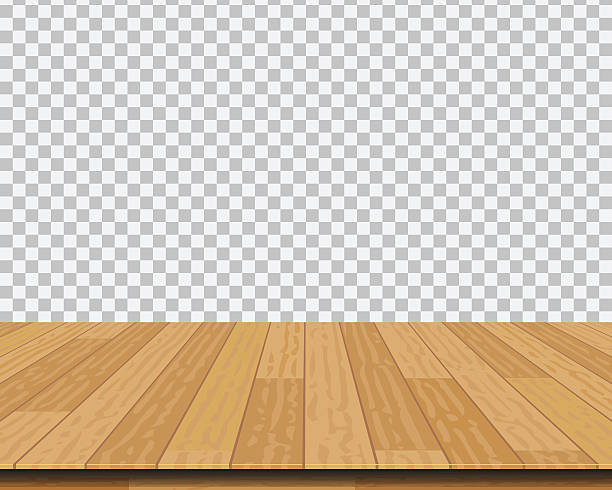 Wooden Table Surface ~ Royalty free wood table surface clip art vector images
