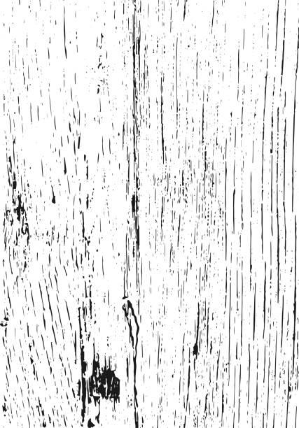 나무 텍스처입니다. 그런 지 벡터 배경입니다. 고민된 오버레이입니다. - wood texture stock illustrations