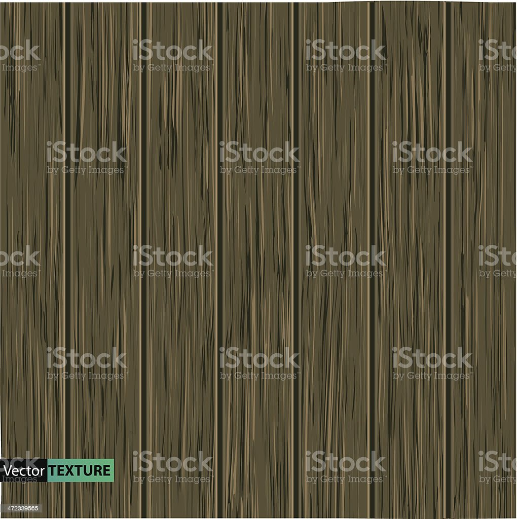 Wooden texture royalty-free stock vector art