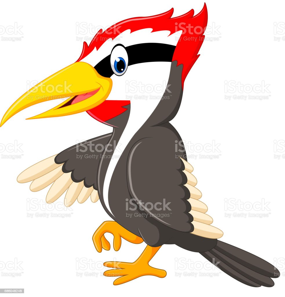 royalty free woodpecker clipart clip art vector images rh istockphoto com woodpecker clipart free woodpecker images clipart