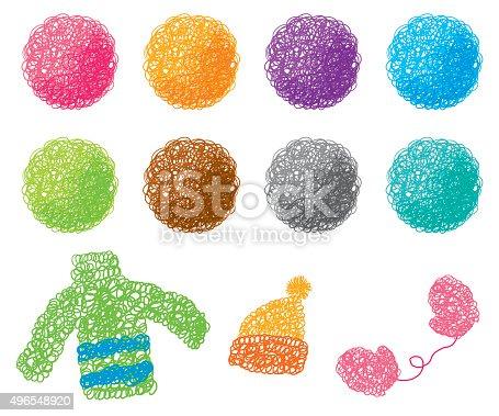istock wool 496548920