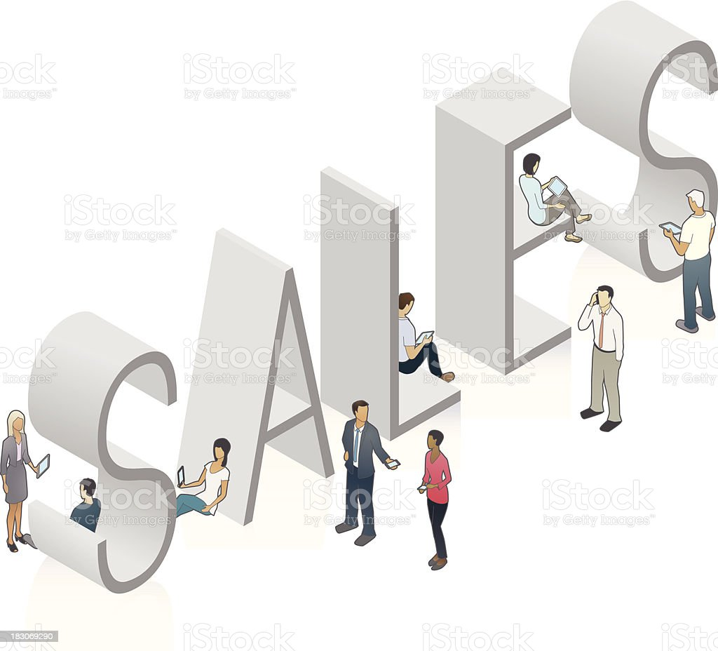 SALES Word Art royalty-free sales word art stock vector art & more images of adult