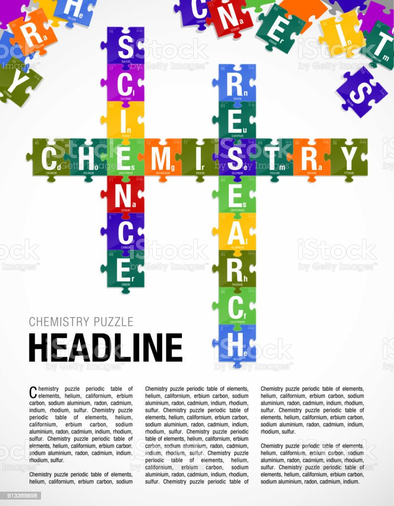 Words chemistry science research formed by symbols of the periodic words chemistry science research formed by symbols of the periodic table of the elements urtaz Images