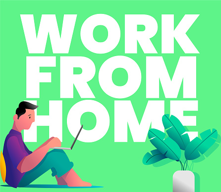 work from home in quarantine