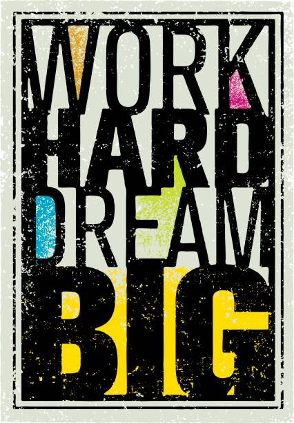 Best Dream Big Illustrations, Royalty-Free Vector Graphics ...