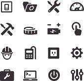 Work Tool Icons - Acme Series